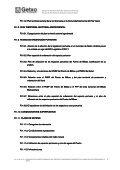 Indice de la documentación presentada - Getxo - Page 3