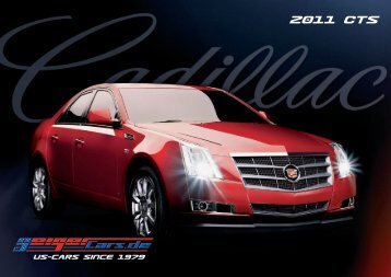2011 CTS - Geigercars