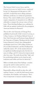 Are They Learning? - The American Council of Trustees and Alumni - Page 5