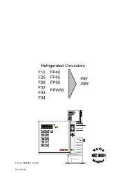 Julabo F32-MV manual ENG.pdf - Gemini BV