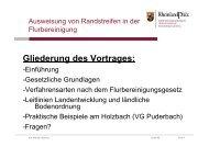 Vortrag Flurneuordnung-.Staubus | PDF 0,7 MB