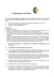 La Resolución de Villach
