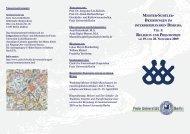 religion und philosophie - Freie Universität Berlin