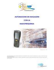 automazione dei magazzini con la radiofrequenza - GEP Informatica ...