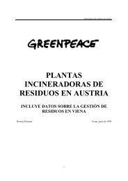 plantas incineradoras de residuos en austria - Gipuzkoa.net