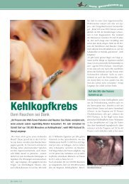 Kehlkopfkrebs - gesund-in-ooe.at