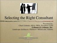 Are you Getting the Right Consultant - GLPTI