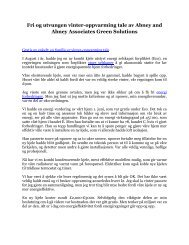 Abney and Abney Associates Green Solutions