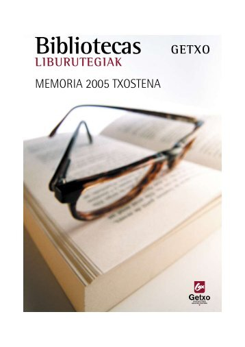 Memoria 2005 - Getxo