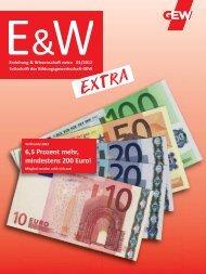 E&W extra - Tarifvertrag Bund und Kommunen