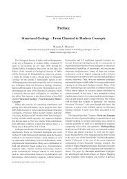 Preface - Geological Society of India