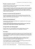 Genetik Kliniği - Genetic Alliance UK - Page 2