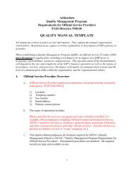 United States Department of Agriculture - Grain Inspection, Packers ...