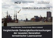 Untersuchung des Neigungssensors - Geomatik-hamburg.de