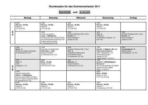 Stundenplan SS 2011_neu