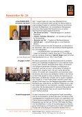 Newsletter Nr. 24 - Gesicht Zeigen! - Page 3