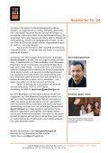 Newsletter Nr. 24 - Gesicht Zeigen! - Page 4