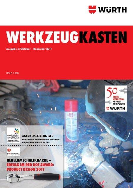 hebelumschaltknarre erfolg im red dot award product design 2011