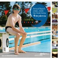 Annual Report 2008-2009 Summary - City of Greater Geelong