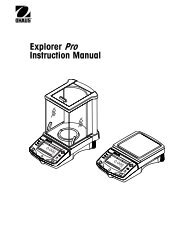 1 Explorer Pro Front cover English.P65 - Serrata Science Equipment