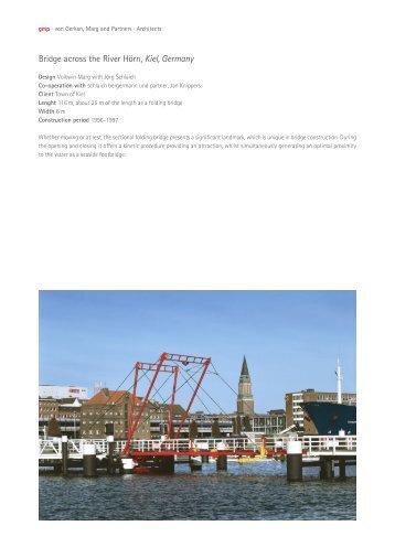 Architekt Kiel 50 free magazines from gmp architekten com