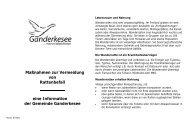 Massnahmen zur Vermeidung von Rattenbefall - Gemeinde ...