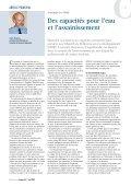 Des capacités pour l'eau et l'assainissement - Capacity.org - Page 4
