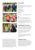 Coach Education Diary Booking Form - Glasgow Life - Page 2
