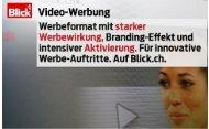 Blidä Video-Werbung - Go4media.ch