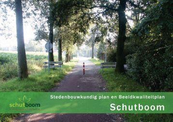Bestemmingsplan Schutboom-Inleiding en ... - Gemeente Best