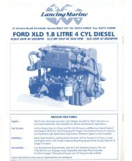 Ford engine spec