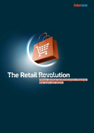 Deductions for retail marketing - The Retail Revolution - Interone