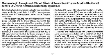 Pharmacologic, Biologic, and Clinical Effects of ... - GGH Journal