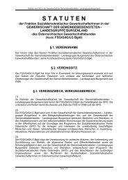 FSG-GdG-Statuten-Burgenland