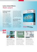 Leica SmartWorx That's smart! - Geotech - Page 2