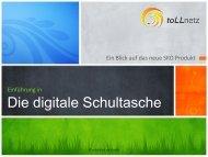 Die digitale Schultasche - Gero Kurtz