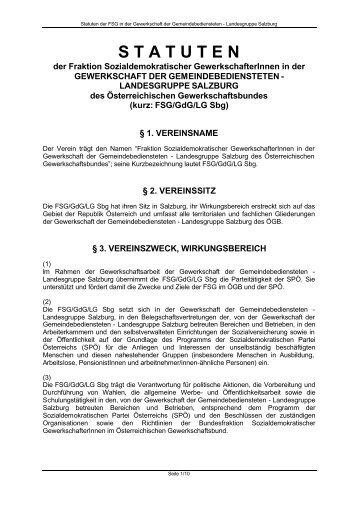 FSG-GdG-KMSfB-LG Salzburg