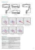Okapi LED Outdoor Luminaires - Data sheet - GE Lighting - Page 2