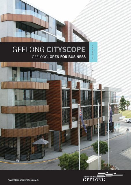 July 2009 - City of Greater Geelong