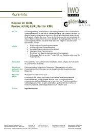 11-1-21-3_Kosten im Griff_Hauernherm - Gildenhaus Seminare