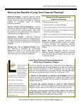 What is Long-Term Financial Planning? - Government Finance ... - Page 3