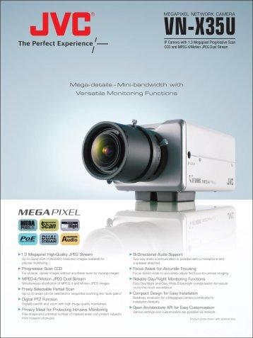 VN-X35U - Securitybeheer