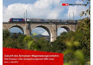 Zukunft des Schweizer Wagenladungsverkehrs - gdi