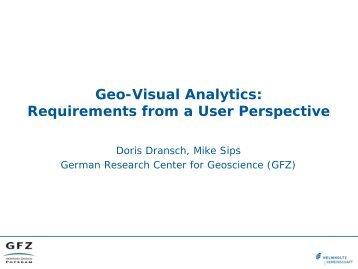 slides... - Geomatik-hamburg.de