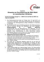 Aushang Hinweise - Gdg-steinfeld.de