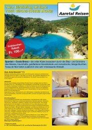 Costa Brava Hotel Giverola - GeoTours