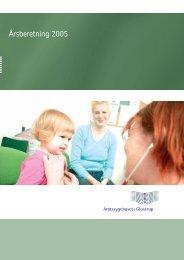 Årsberetning 2005 - Glostrup Hospital