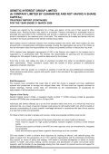 a company limited by guarantee and not having a share capital - Page 6