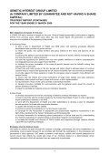 a company limited by guarantee and not having a share capital - Page 7