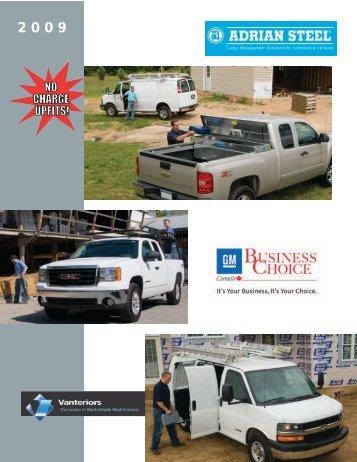 gm brochure.thc.qxd - GM Canada